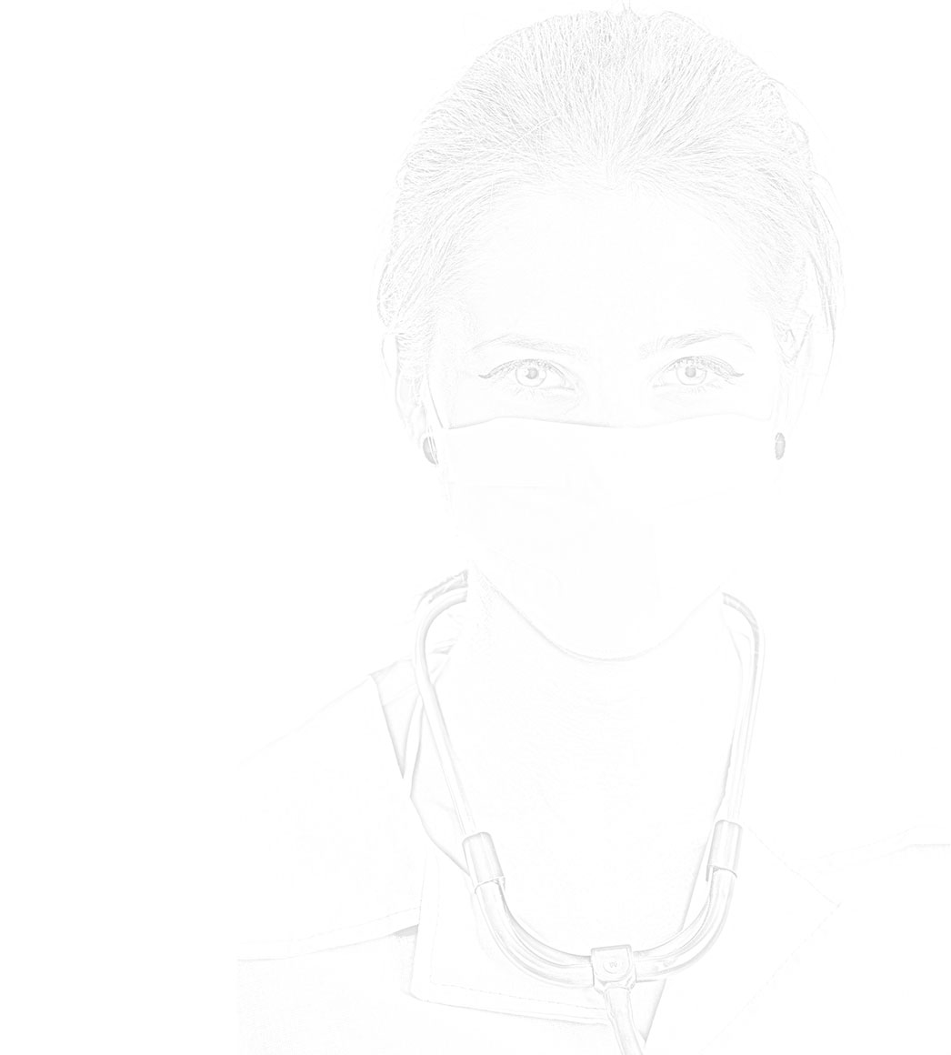 SNI - Female Doctor Drawing
